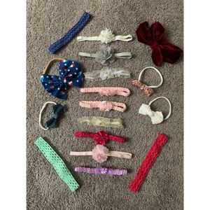 Other - Bows/Headbands